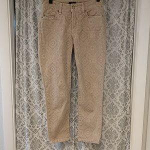 3/$20 🌈 NYDJ cropped jeans